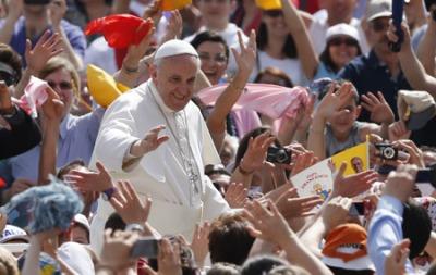 El Papa habla de los mayores en la JMJ 2013